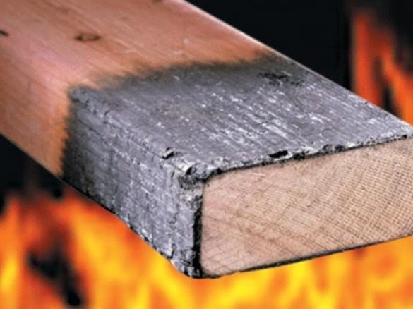 Огнезащитные лакокрасочные материалы для деревянного дома